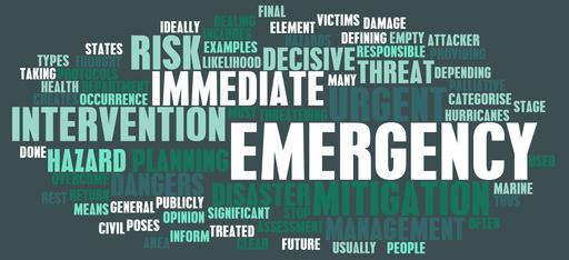 PRESENTAMOS NUESTRA FORMACIÓN EN PSICOLOGÍA DE EMERGENCIAS